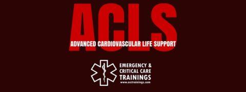 soporte vital cardiovascular avanzado