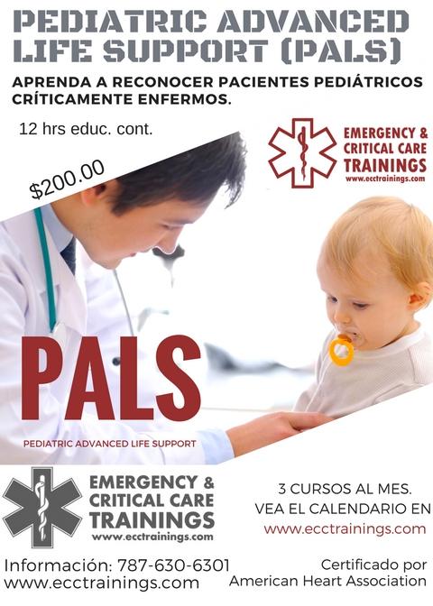 PALS #ECCtrainings