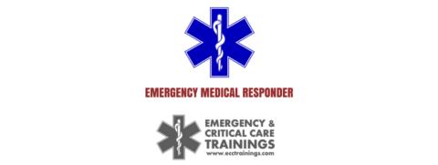 emr emergency medical responder ecctrainings