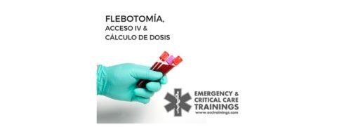 flebotomía ecctrainings