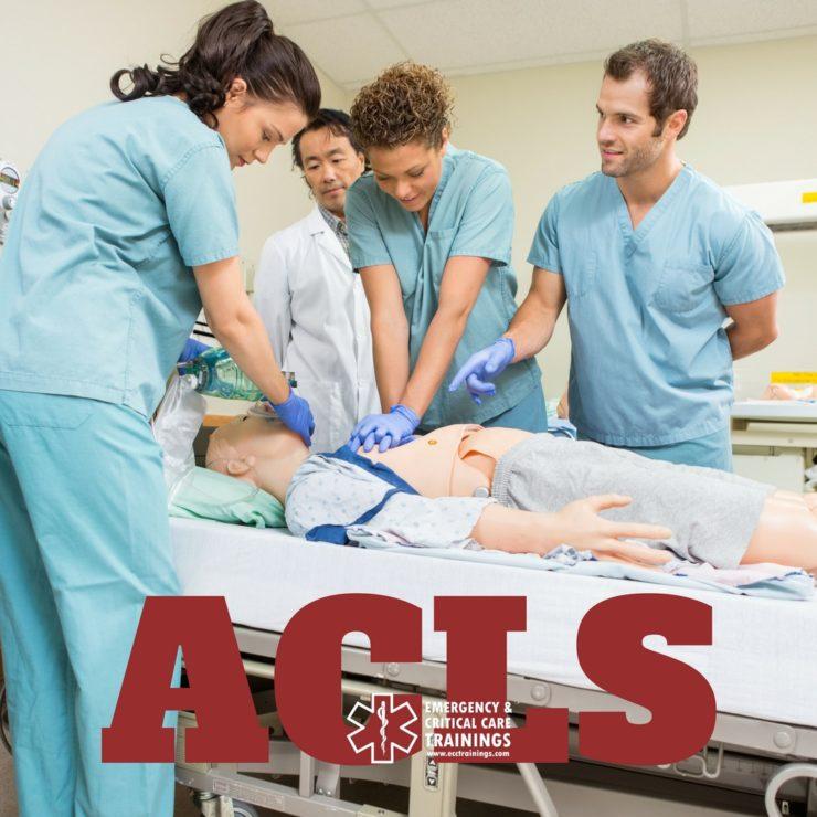 ECCtrainings ACLS