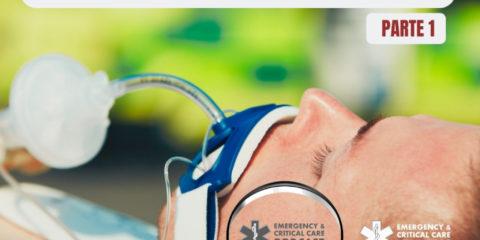 vía aérea durante el paro cardiaco
