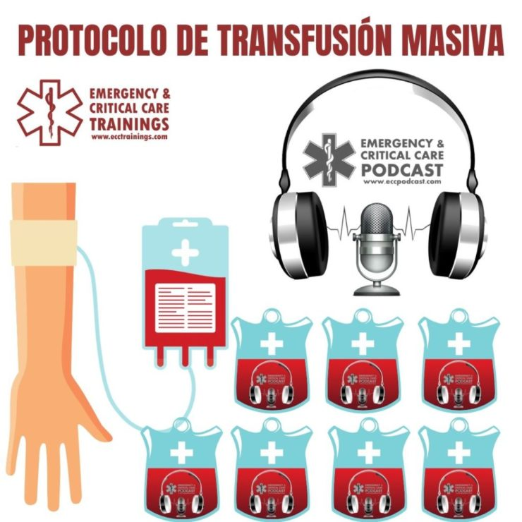 protocolo de transfusión masiva ecctrainings eccpodcast