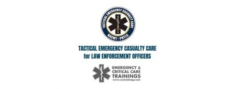 TECC-LEO Tactical Emergency Casualty Care for Law Enforcement Officers